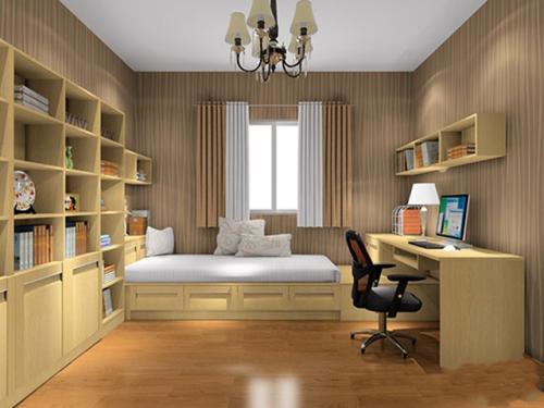 【96㎡简约风格装修案例】家居装修榻榻米,这些事项一定要注意