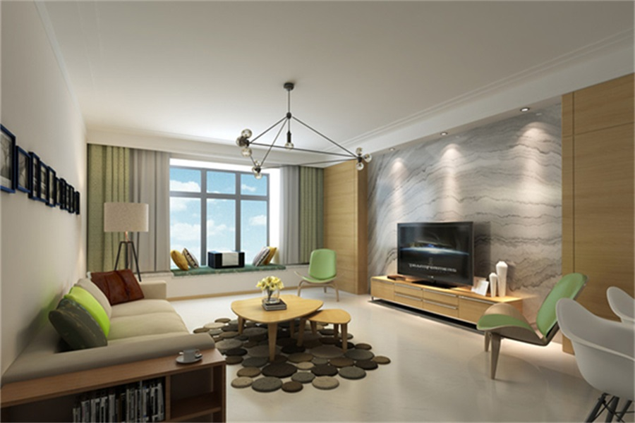 【142㎡现代简约风格装修案例】家居装修卧室装修需要知道哪些风水禁忌