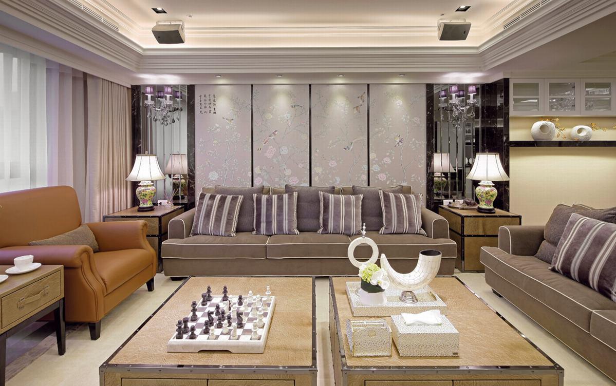 【83㎡北欧风格装修案例】客厅装修很重要,五个装修细节要重视起来!